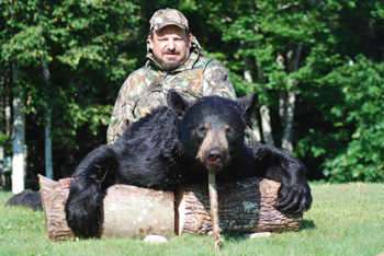 best maine bear hunting guides
